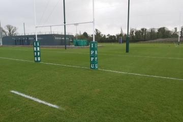 IRFU Abbotstown M&E Completed