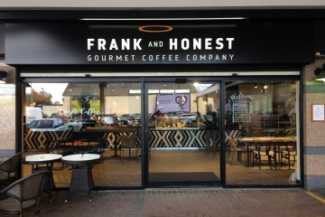 M&E Fitout Completed for Frank and Honest Café