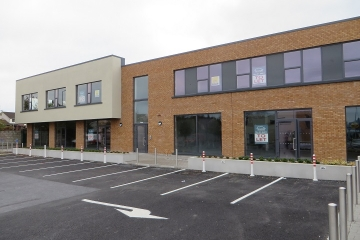 Handover at Holly House and Aldi Ardkeen