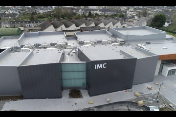 Kilkenny IMC Cinema Nearly Complete