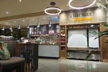 Completed Development of Costa Coffee Tullamore