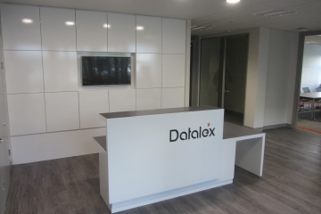 Completed Development Of Datalex Offices