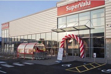 New Supervalu store in Newbridge.