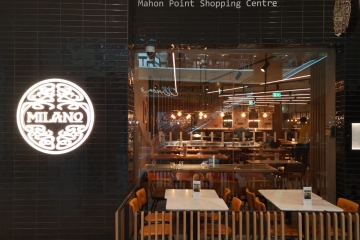 CTS Group Completed The Full Electrical & Ventilation Contract for Milano's Restaurant Mahon Point