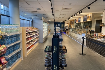 M&E Contracted Completed for WIT Food Hall