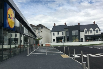 Lidl Dunshaughlin Project Completed