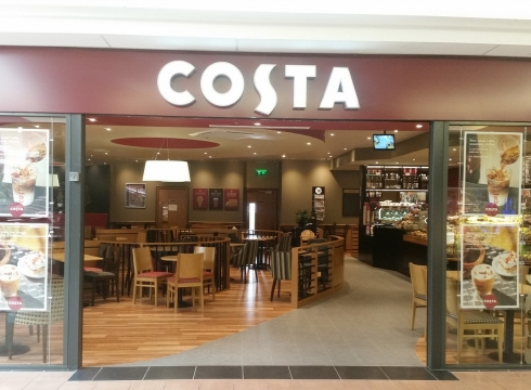 Costa Coffee, Lisduggan Shopping Centre