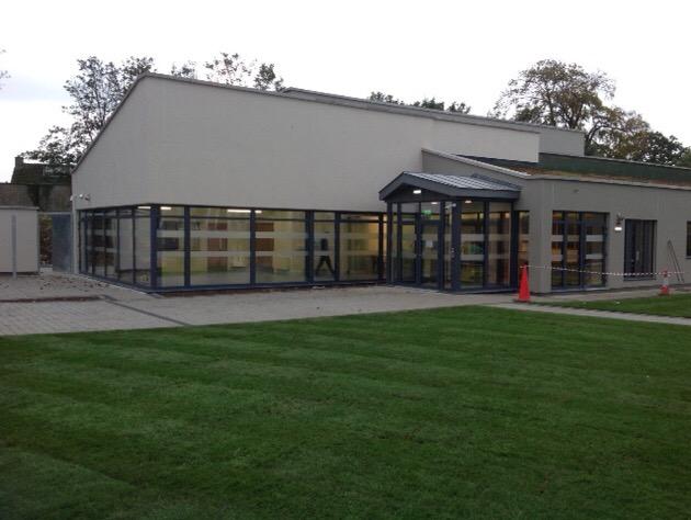 Pastrol Care Centre Blackrock Completed