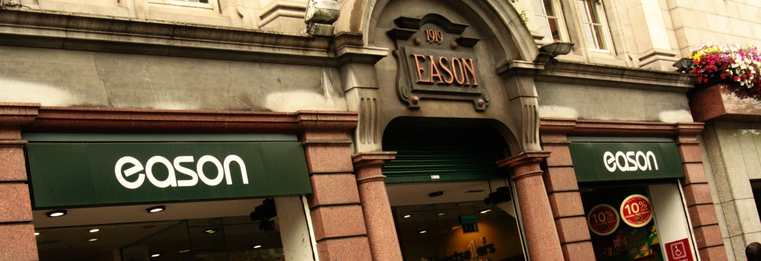 Revamp Eason's Store on O'Connell St