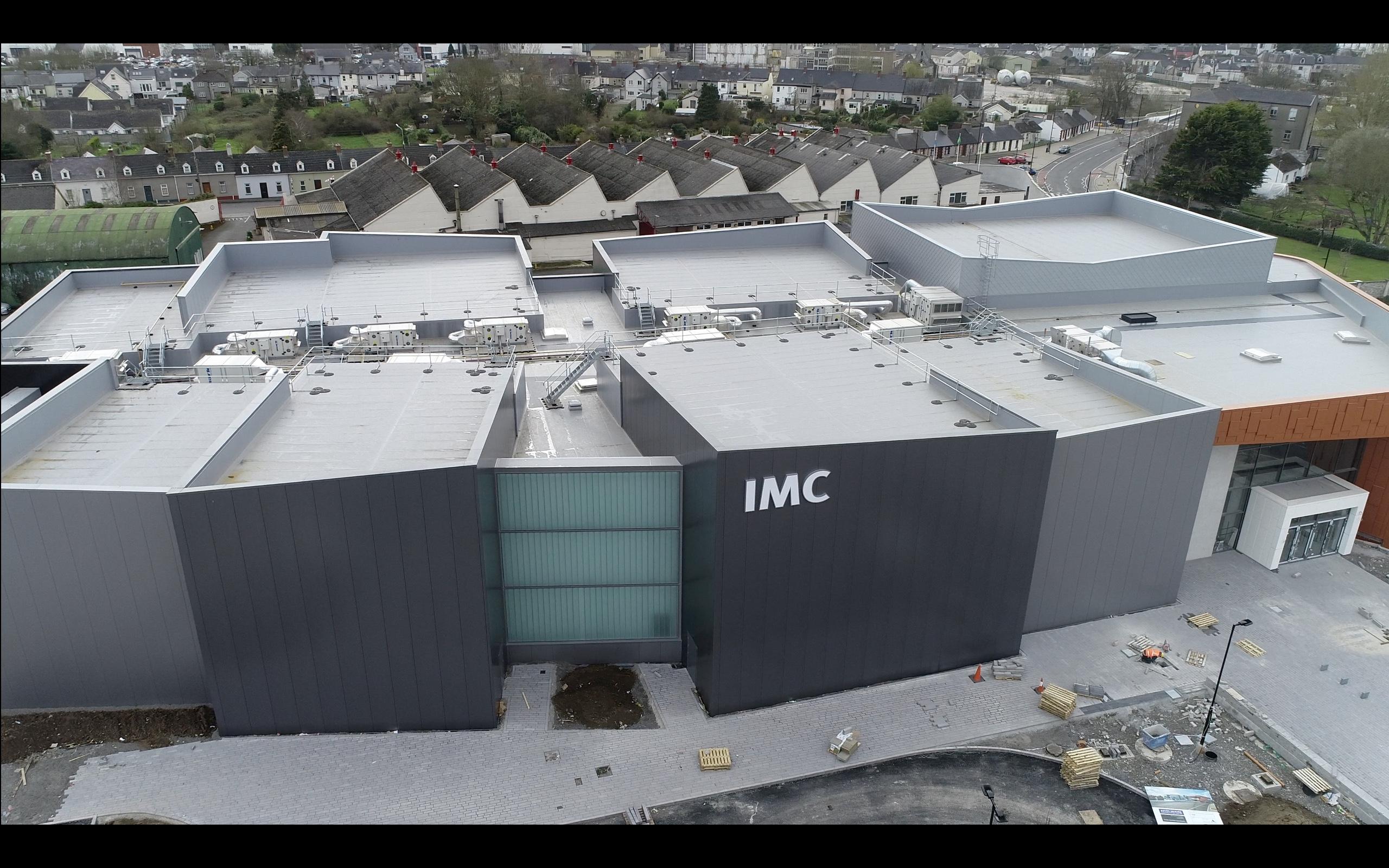Kilkenny IMC Cinema Nearly Complete
