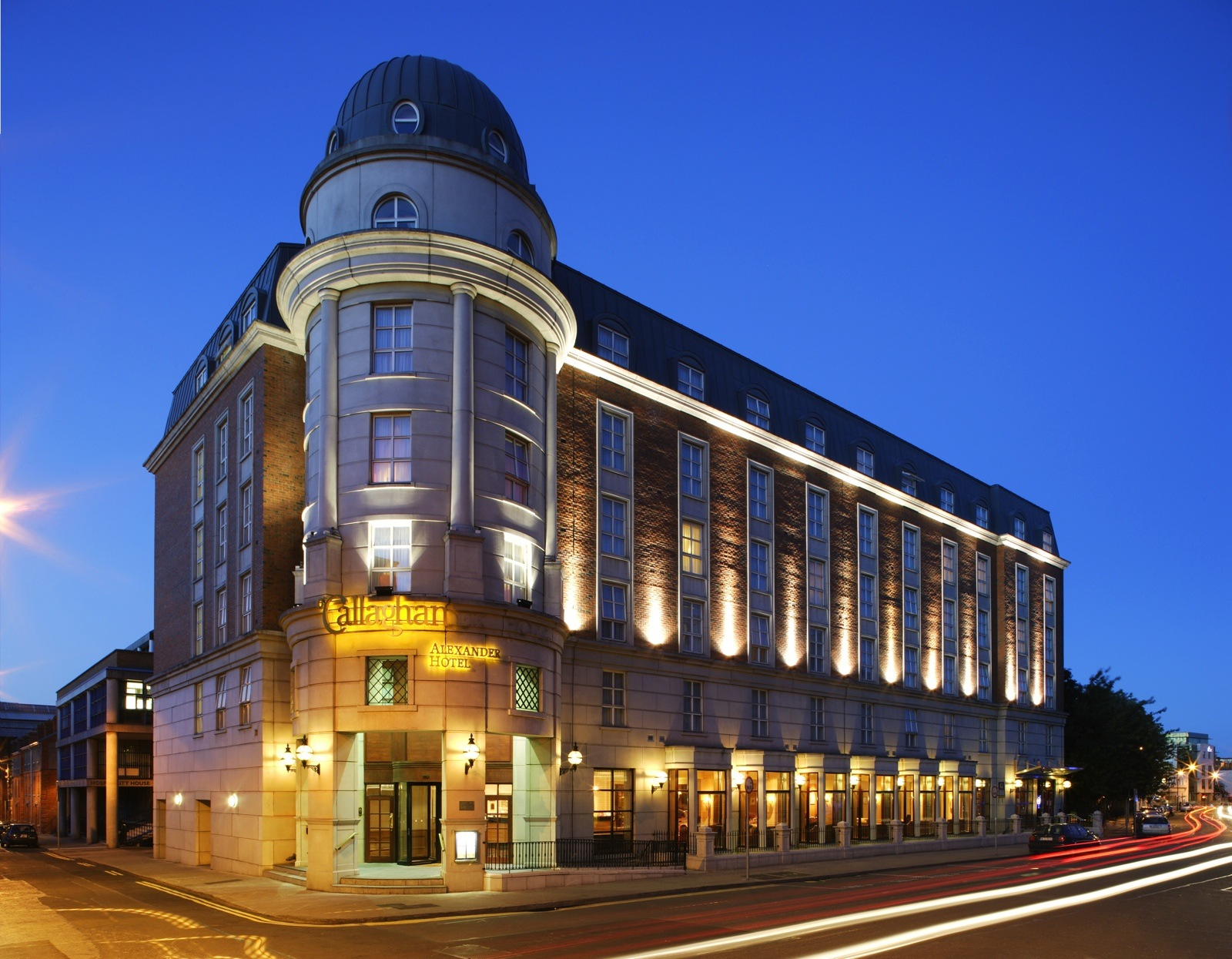 Contract Awarded For The Alexander Hotel Dublin