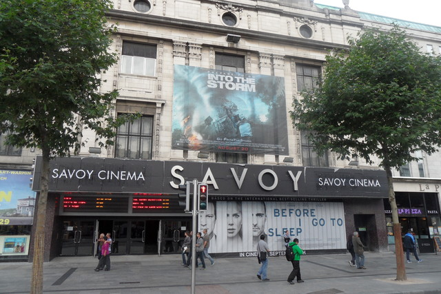 Savoy Cinema Contract Awarded