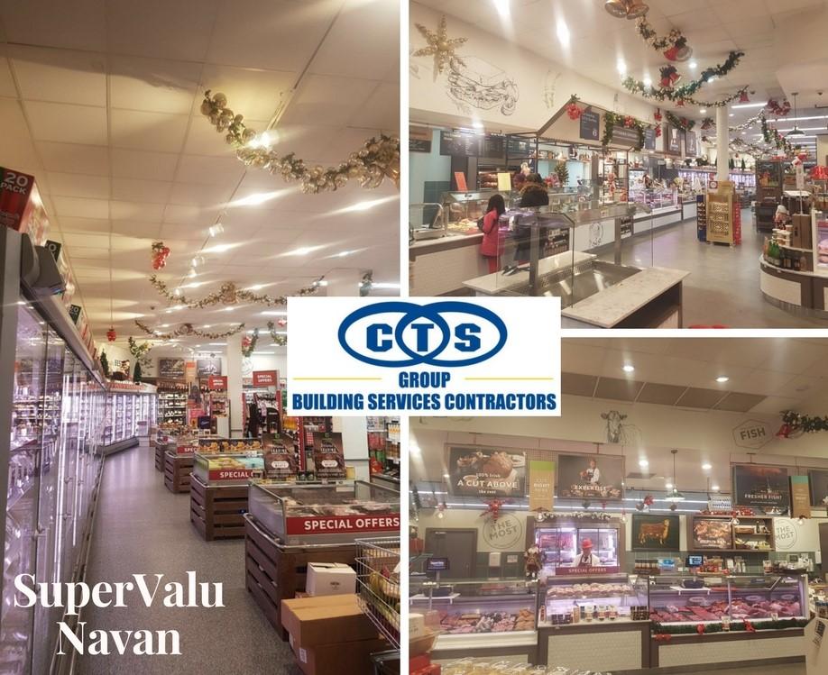 SuperValu Johnstown Shopping Centre, Navan