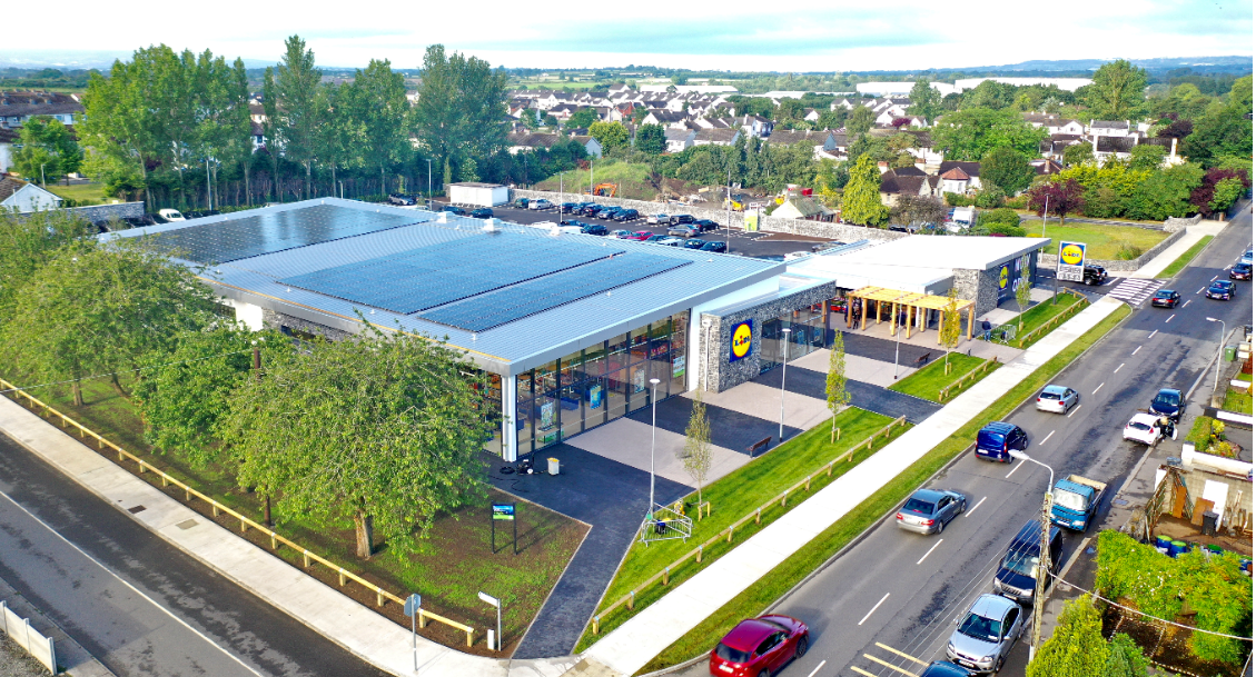 M&E Contract Completed for Lidl Bagenalstown