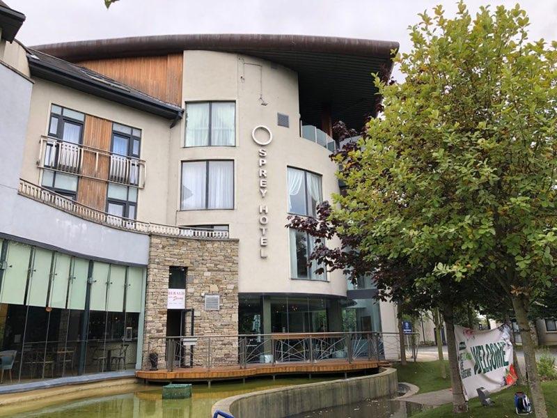 Osprey Hotel, Naas