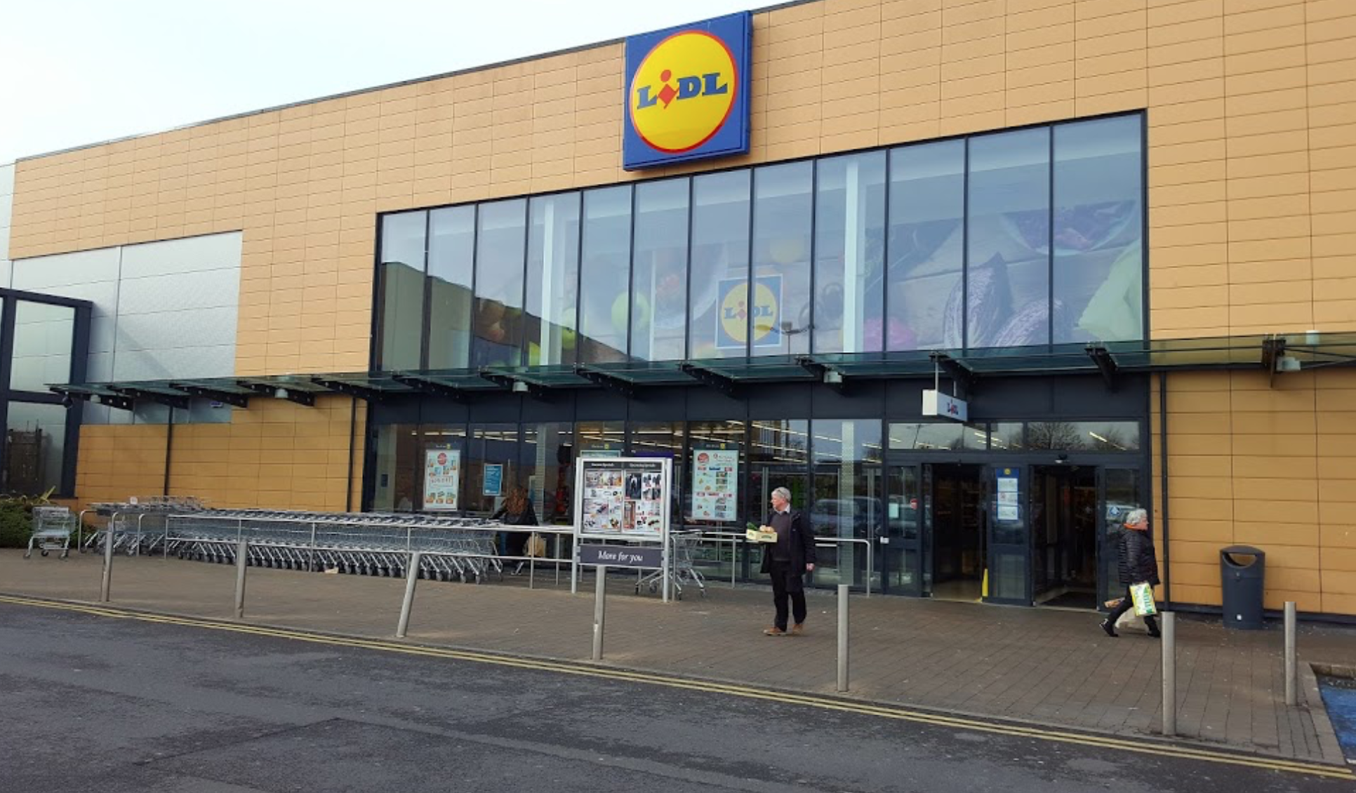M&E Contract Awarded for Lidl Fonthill